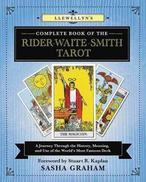 Bild på 	Llewellyn's Complete Book of the Rider-Waite-Smith Tarot