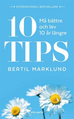 Bild på 10 tips : må bättre och lev 10 år längre