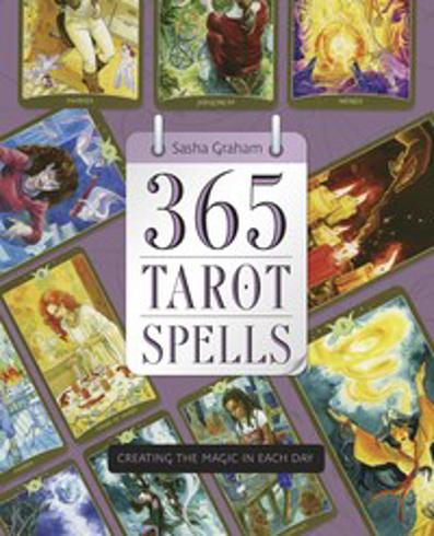 Bild på 365 tarot spells - creating the magic in each day