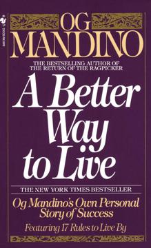 Bild på A Better Way to Live