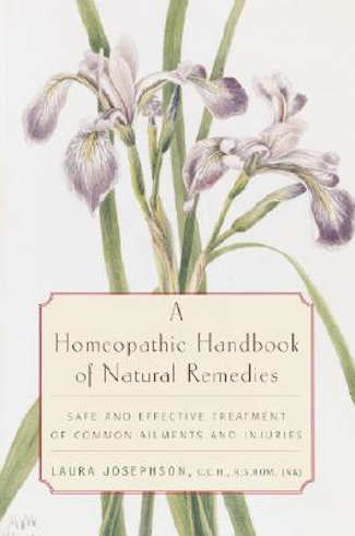 Bild på A Homeopathic Handbook of Natural Remedies