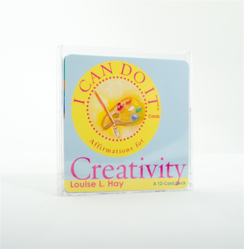 Bild på Affirmations for creativity