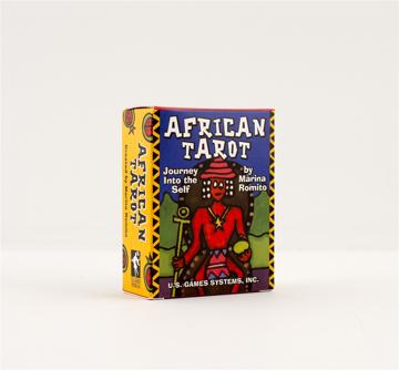 Bild på African Tarot (78-Card Deck)