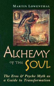Bild på Alchemy of the Soul: The Eros and Psyche Myth as a Guide to Transformation