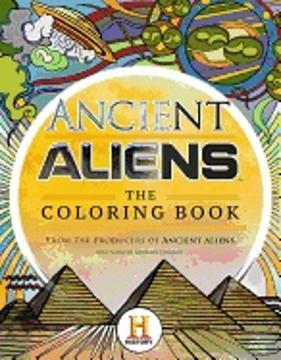 Bild på Ancient aliens (tm) - the coloring book