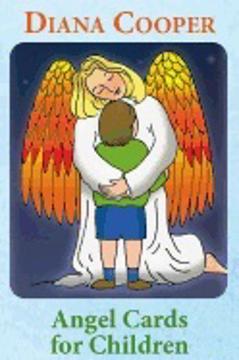 Bild på Angel Cards For Children (Set Of 33 Cards)
