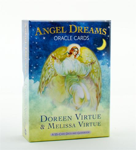 Bild på Angel Dreams Oracle Cards