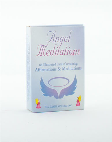 Bild på Angel Meditation Tarot Cards