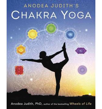 Bild på Anodea judiths chakra yoga