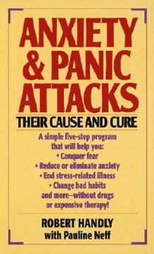 Bild på Anxiety & Panic Attacks