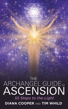 Bild på Archangel guide to ascension - 55 steps to the light