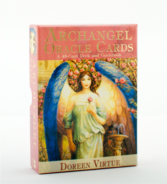 Bild på Archangel oracle cards