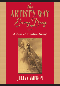 Bild på Artist's Way Every Day: A Year Of Creative Living