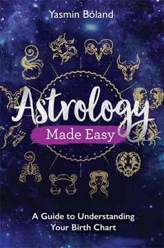 Bild på Astrology made easy - a guide to understanding your birth chart