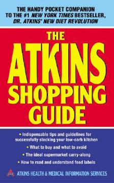 Bild på Atkins shopping guide