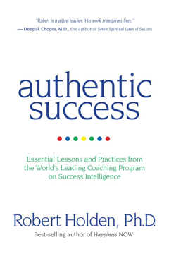 Bild på Authentic success - essential lessons and practices from the worlds leading