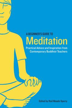 Bild på Beginners guide to meditation, a
