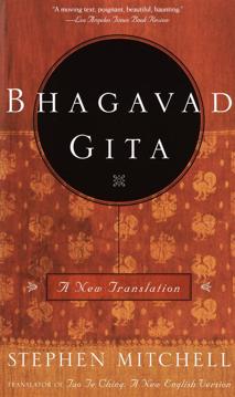Bild på Bhagavad Gita