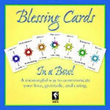 Bild på Blessing Cards (220 In Box)