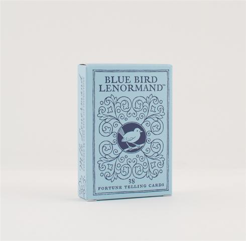 Bild på Blue Bird Lenormand