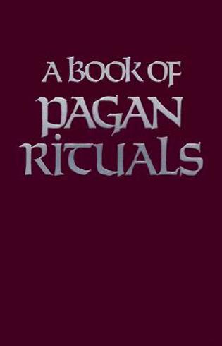 Bild på Book of Pagan Rituals