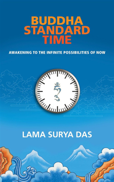 Bild på Buddha standard time - awakening to the infinite possibilities of now