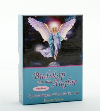 Bild på Budskap från dina änglar (orakelkort)