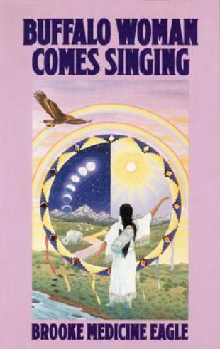 Bild på Buffalo Woman Comes Singing