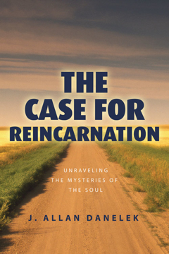 Bild på Case for reincarnation - unraveling the mysteries of the soul