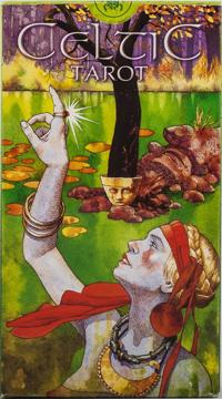 Bild på Celtic tarot deck