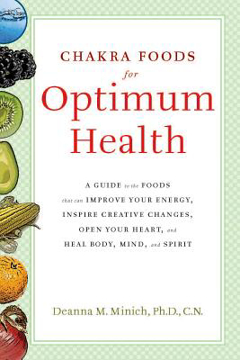 Bild på Chakra food for optimum health - a guide to the foods that can improve your