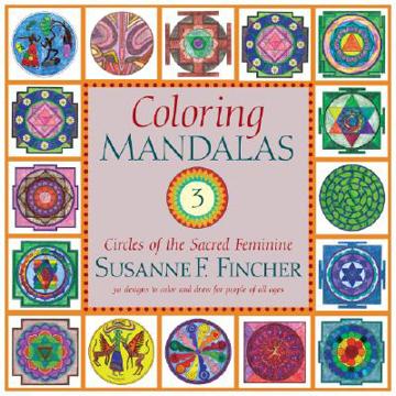 Bild på Coloring Mandalas 3