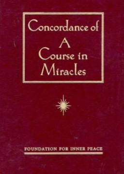 "Bild på Concordance Of ""A Course In Miracles"": A Complete Index (H)"