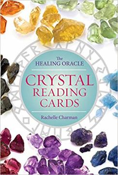 Bild på Crystal Reading Cards: The Healing Oracle