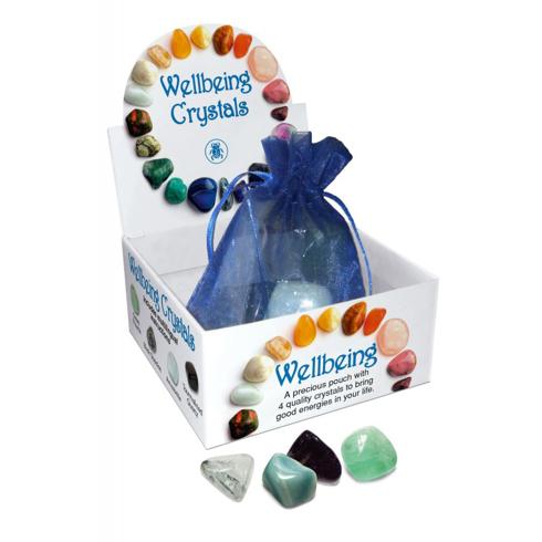 Bild på Crystal Talisman Wellbeing