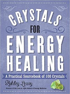 Bild på Crystals for energy healing - a practical sourcebook of 100 crystals