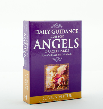 Bild på Daily guidance from your angels oracle cards - 365 angelic messages...