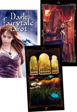 Bild på Dark fairytale tarot