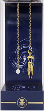 Bild på Deluxe Gold Pointed Pendulum