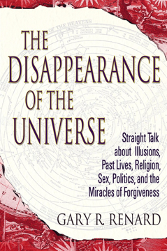 Bild på Disappearance of the universe - straight talk about illusions, past lives,
