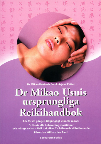 Bild på Dr Mikao Usuis ursprungliga Reikihandbok