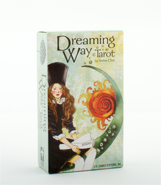 Bild på Dreaming Way Tarot (78 cards)