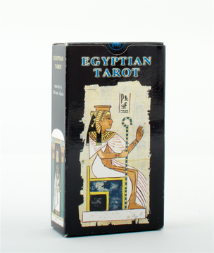 Bild på Egyptian Tarot (deck only)
