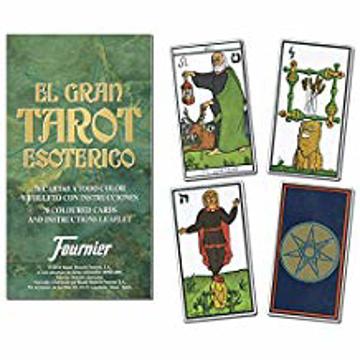 Bild på El Gran Tarot Esoterico