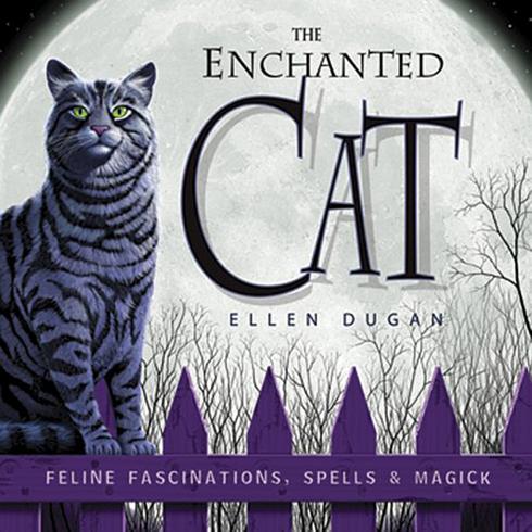 Bild på Enchanted cat - feline fascinations, spells and magick