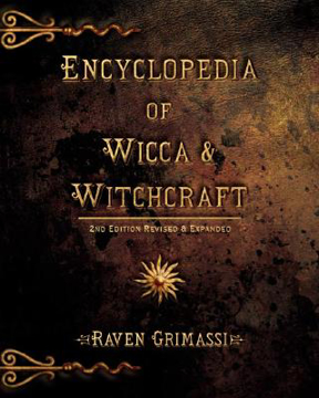 Bild på Encyclopedia of Wicca & Witchcraft