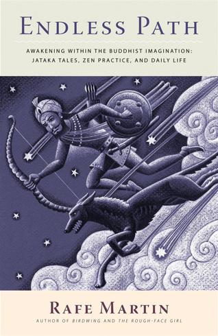 Bild på Endless path - awakening within the buddhist imagination: jataka tales, zen