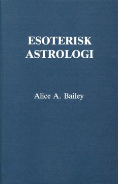 Bild på Esoterisk astrologi