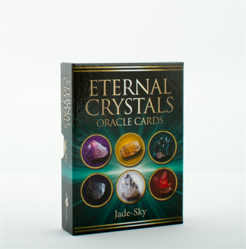 Bild på Eternal Crystals Oracle Cards