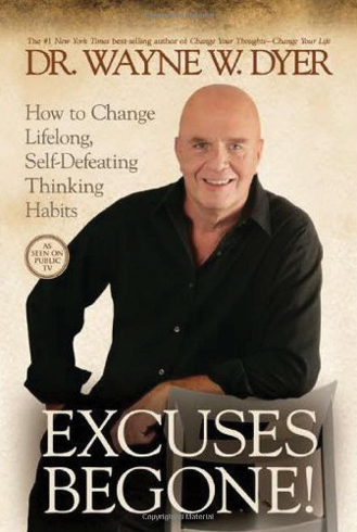 Bild på Excuses Begone : How to Change Lifelong, Self-Defeating Thinking Habits [DVD]